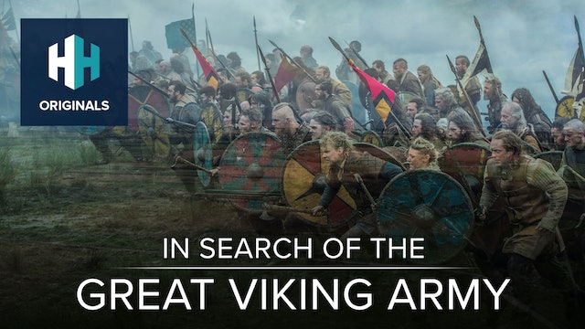 In Search of the Great Viking Army