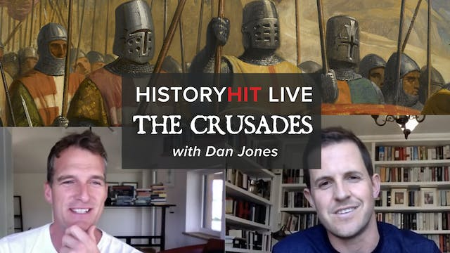 Dan Snow and Dan Jones Talk Crusades