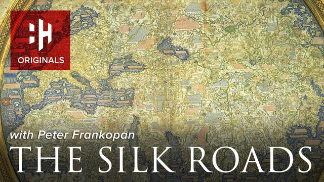 The Silk Roads with Peter Frankopan