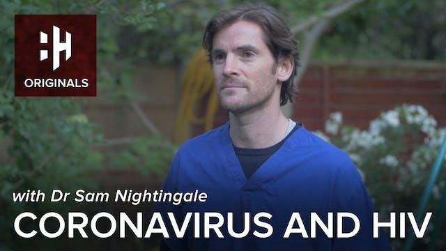 Coronavirus and HIV