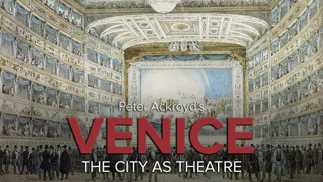 The City as Theatre
