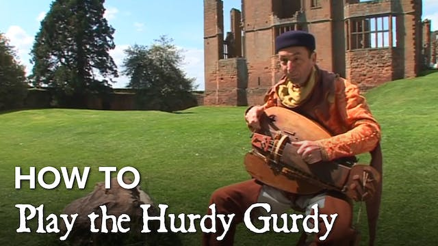 How to Play the Hurdy Gurdy