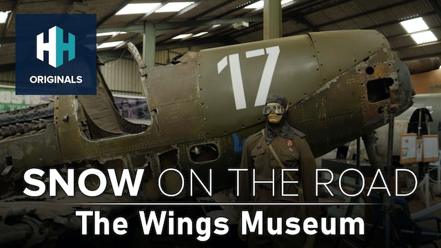 A Tour of The Wings Museum in West Sussex