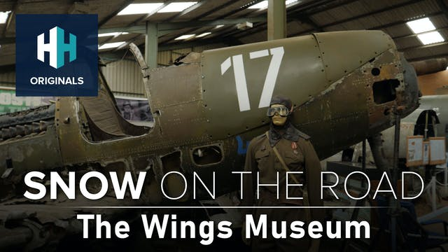 A Tour of The Wings Museum in West Su...