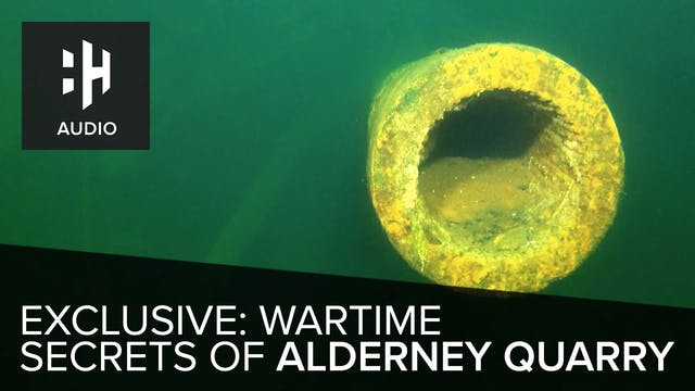 🎧 Exclusive: Wartime Secrets of Alder...
