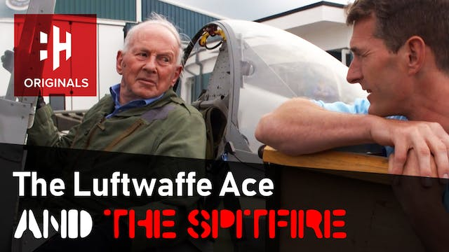 The Luftwaffe Ace and the Spitfire