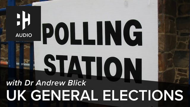 🎧 UK General Elections with Andrew Blick