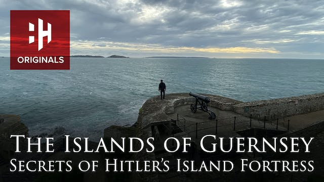 Secrets of Hitler's Island Fortress