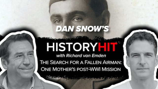The Search for a Fallen Airman: One Mother's Post WW1 Mission