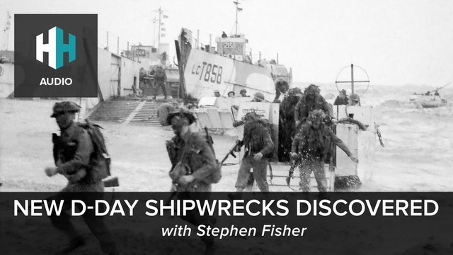 🎧 New D-Day Shipwrecks Discovered