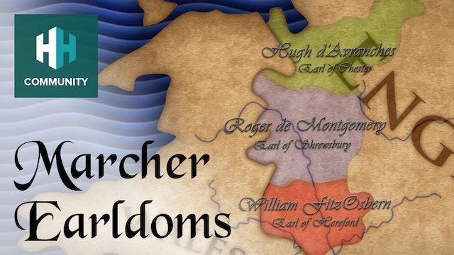Marcher Earldoms