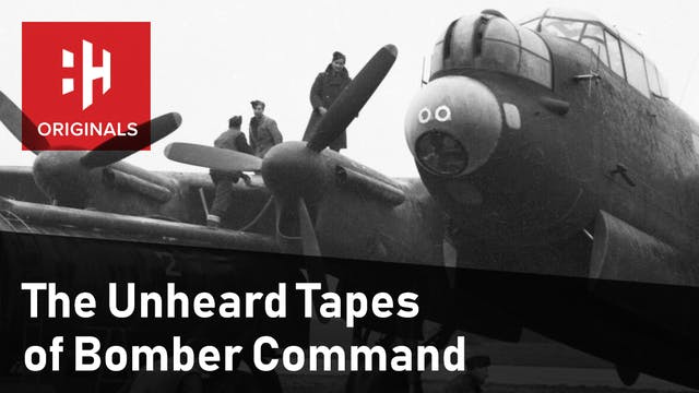 The Unheard Tapes of Bomber Command