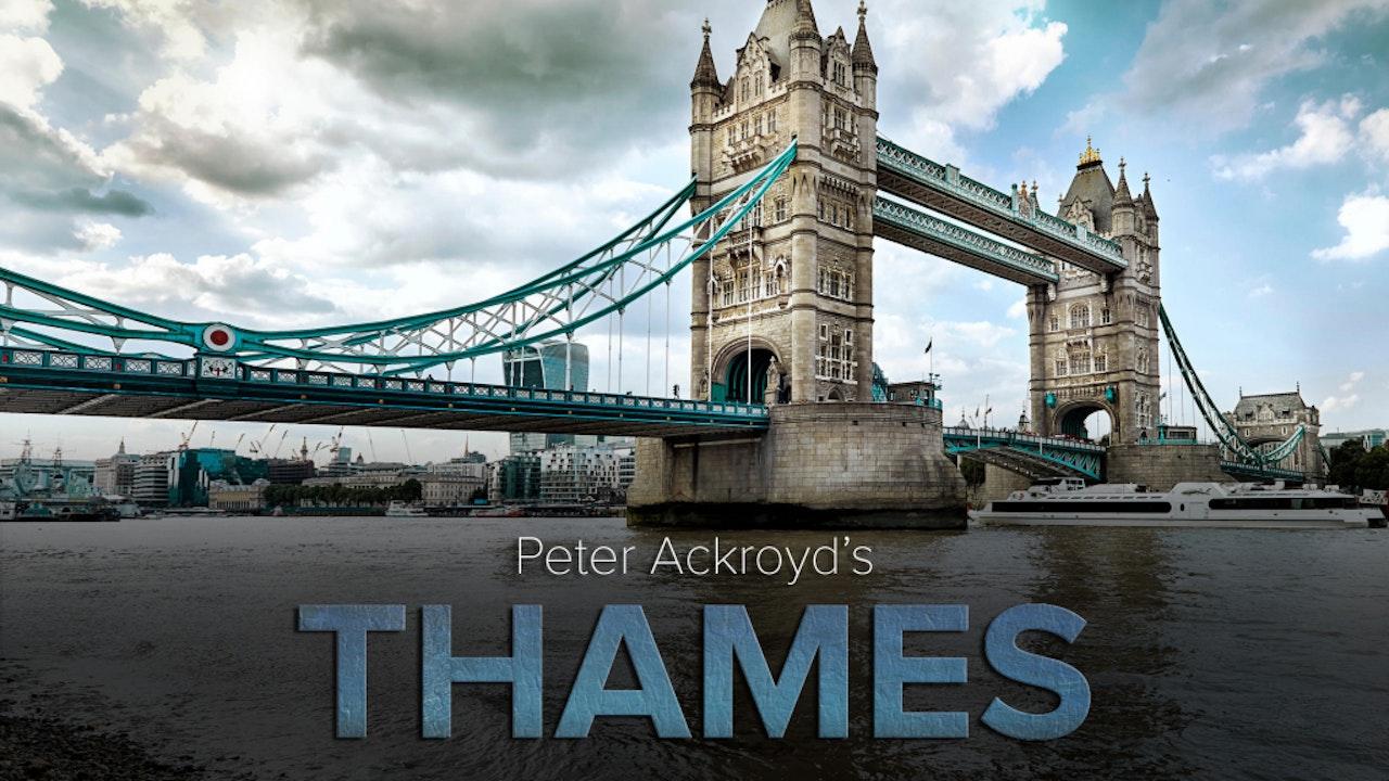 Peter Ackroyd's Thames