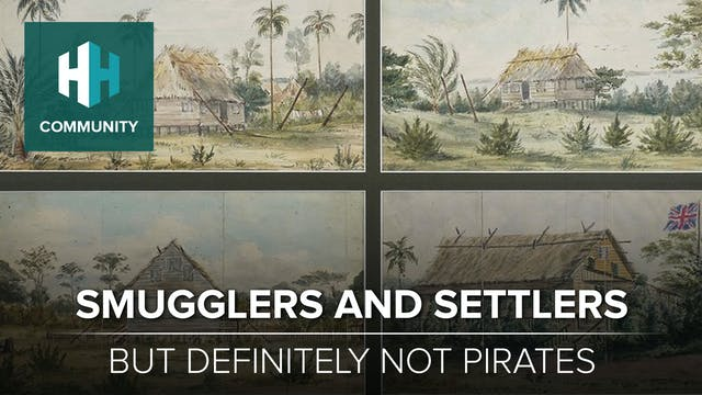 Smugglers and Settlers but Definitely...