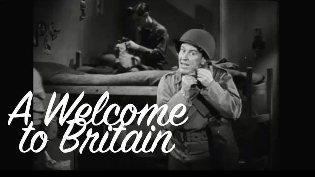 A Welcome to Britain