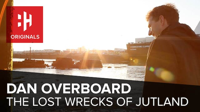 The Lost Wrecks of Jutland