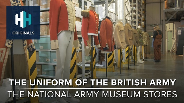 The Uniform of the British Army
