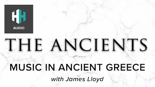 🎧 Music in Ancient Greece
