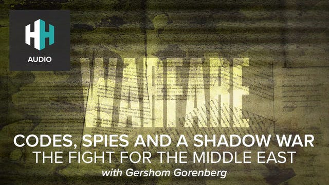 🎧 Codes, Spies and a Shadow War: The ...