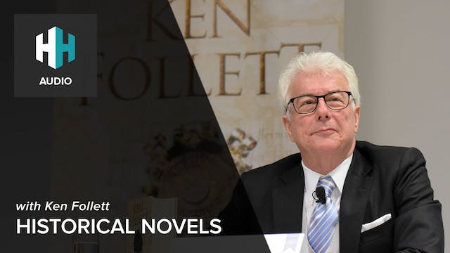 🎧 Historical Novels with Ken Follett