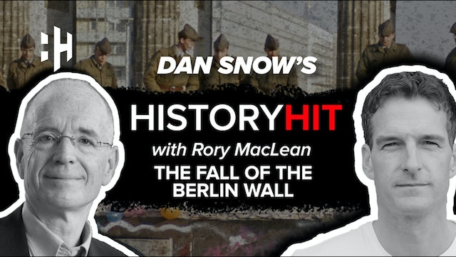 The Fall of the Berlin Wall with Rory Maclean