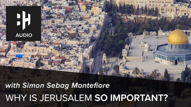 🎧 Why is Jerusalem so Important? with...