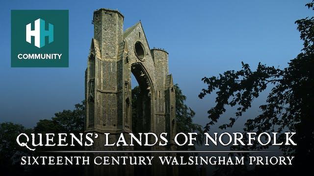 Queens Lands' of Norfolk: Sixteenth C...