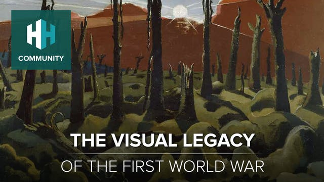 The Visual Legacy of the First World War