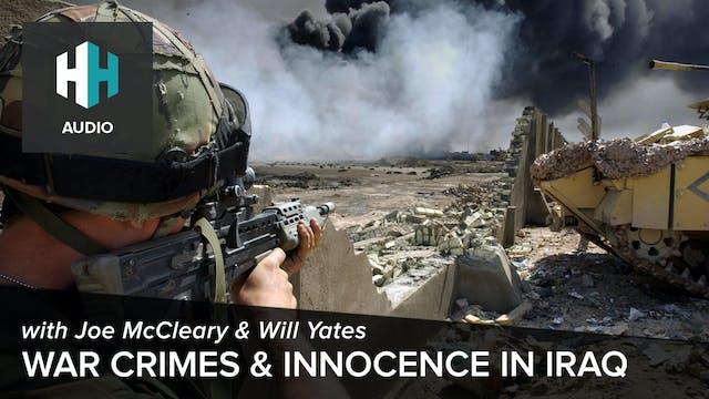 🎧 War Crimes and Innocence in Iraq