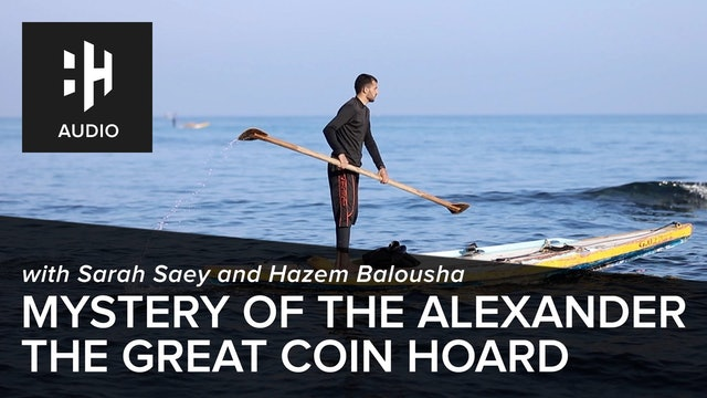 🎧 Mystery of the Alexander the Great Coin Hoard