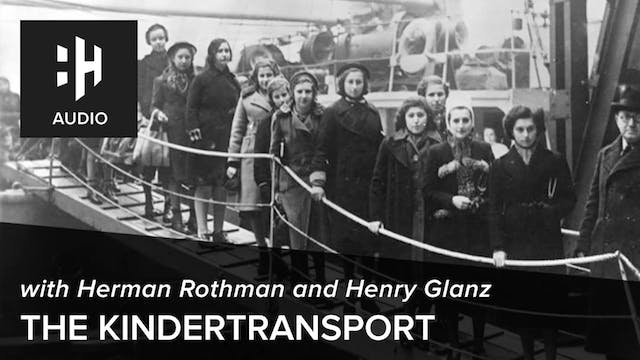 🎧 The Kindertransport with Herman Rot...