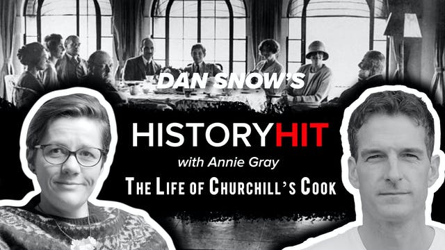 The Life of Churchill's Cook