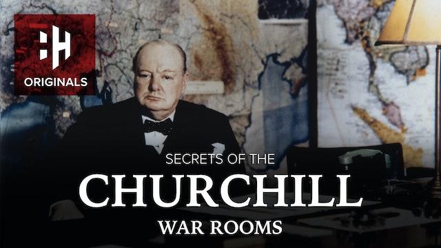 Secrets of the Churchill War Rooms