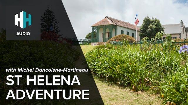 🎧 St Helena Adventure