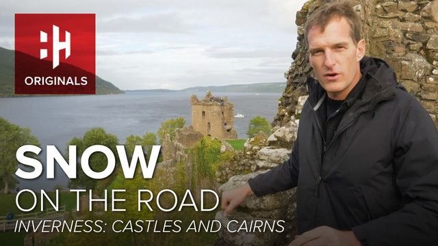 Inverness: Castles and Cairns