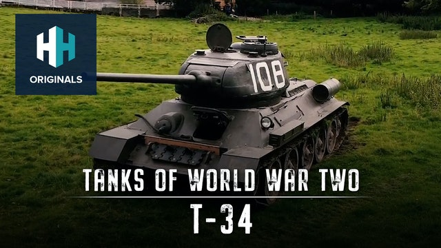 Tanks of World War Two: T-34