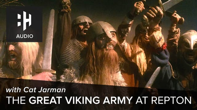 🎧 The Great Viking Army at Repton wit...