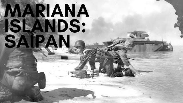Mariana Islands: Saipan
