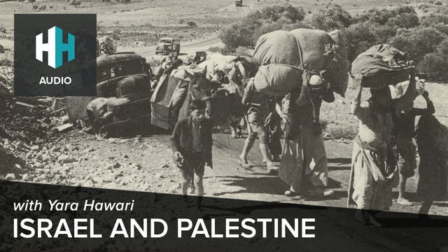 🎧 Israel and Palestine: A Palestinian...