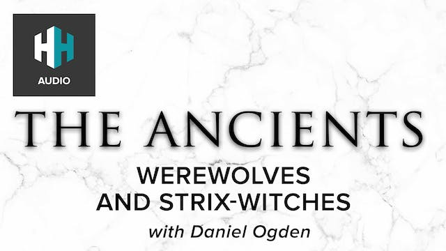 🎧 Werewolves and Strix-Witches