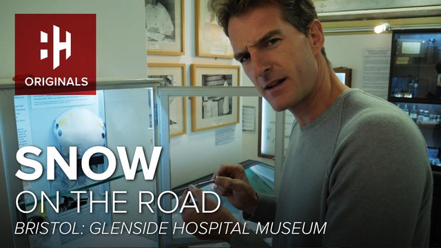 Bristol: Glenside Hospital Museum