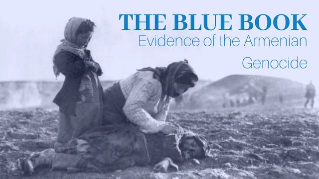 The Blue Book: Armenian Genocide