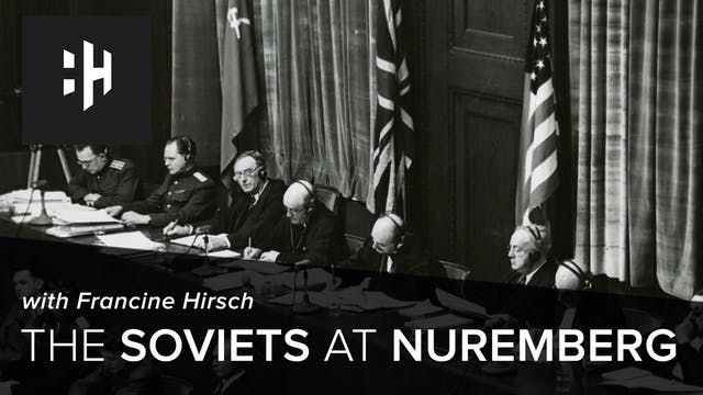 🎧 The Soviets at Nuremberg