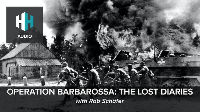 🎧 Operation Barbarossa: The Lost Diaries