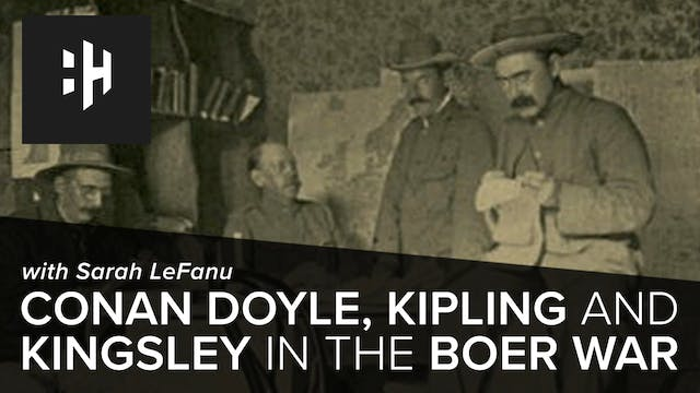 🎧 Conan Doyle, Kipling and Kingsley i...