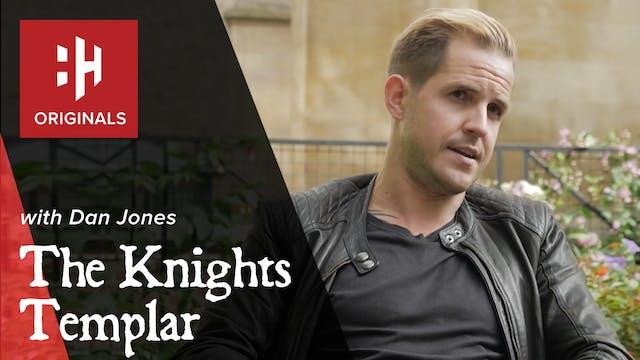 Dan Jones on The Knights Templar