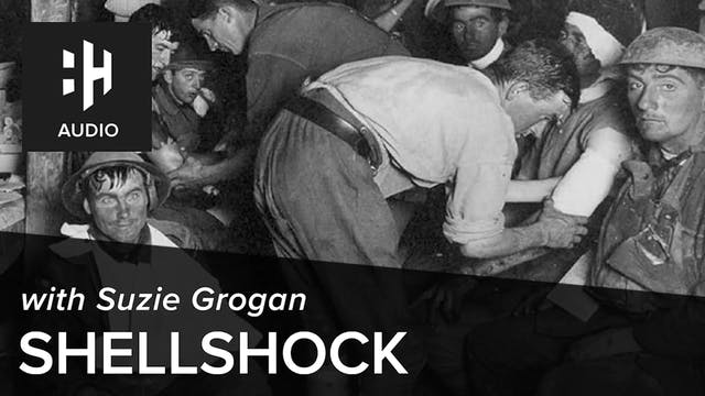🎧 Shellshock with Suzie Grogan