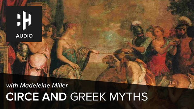 🎧 Circe and Greek Myths with Madelein...