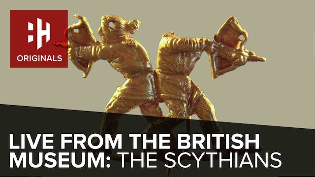 Live from the British Museum: The Scythians