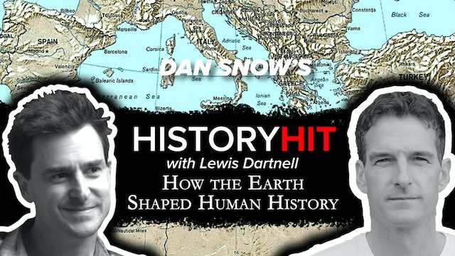How the Earth Shaped Human History